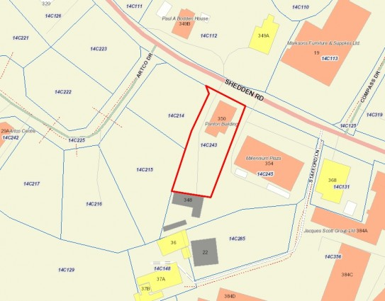 Commercial - Shedden Rd. for rent, George Town Property