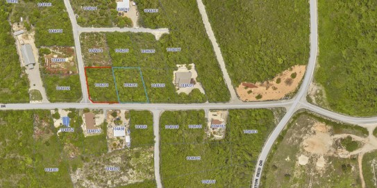 Cayman Brac - Bluff Land Lot -Songbird Drive (2) Blk 104A - Pl 219 for sale, 1098, Cayman Brac Central Property