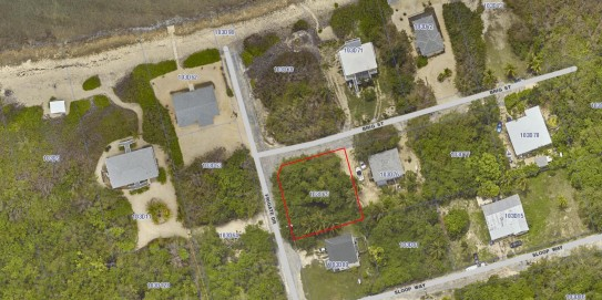 Cayman Brac - Oceanfront Land - Brig Street - (Blk 103D - Pl 75) for sale, 1100, Cayman Brac Central Property