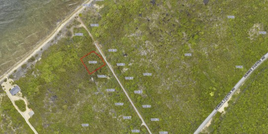 Cayman Brac - Beach Access Land - Sunclave Drive - (Blk 101E -Pl 23) for sale, 1090, Cayman Brac Central Property