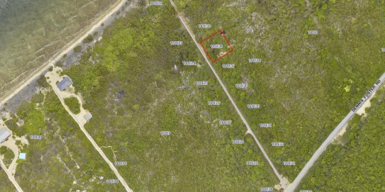 Cayman Brac - Beach Access Land -  Sunclave Drive - (Blk 101E - Pl 38) for sale, 1094, Cayman Brac Central Property