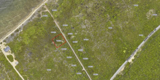 Cayman Brac - Beach Access Land -  Sunclave Drive - (101E-24) for sale, 1091, Cayman Brac Central Property