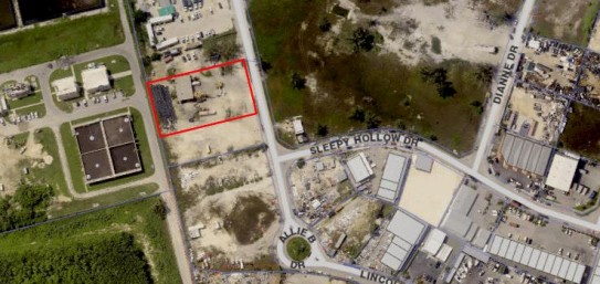 Heavy Industrial Land - George Town Sparkys Dr. and Allie B Dr. for sale, 1105, George Town Property