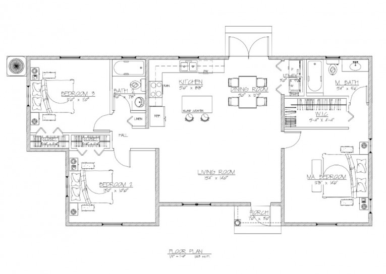 Silver Thatch Heights Development for sale, 1002, Savannah Property - Floor Plan