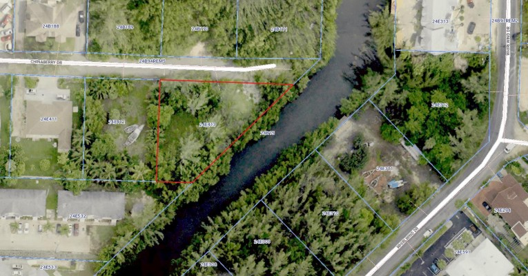 Canal Lot - Omega Bay, Prospect for sale, 1110, George Town Property